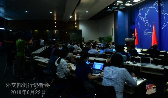 中国公民向中国出口潜艇装备在美被捕?中方回