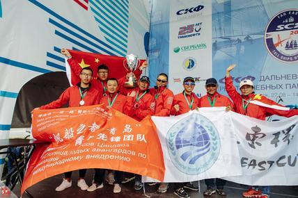 """青岛港""""远东杯""""国际帆船拉力赛周末开赛,将首登日本"""