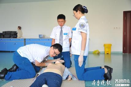 第六届济宁医疗急救技能大赛决赛落幕,这仨医院获前三名
