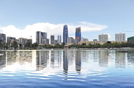 东莞将划46个海绵城市雨水井建设重点过滤砂缸区域