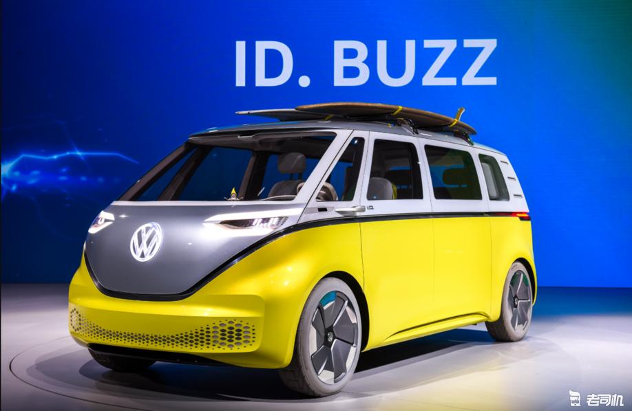 大众ID.系列又添新成员 ID. ROOMZZ概念车4月14日首发