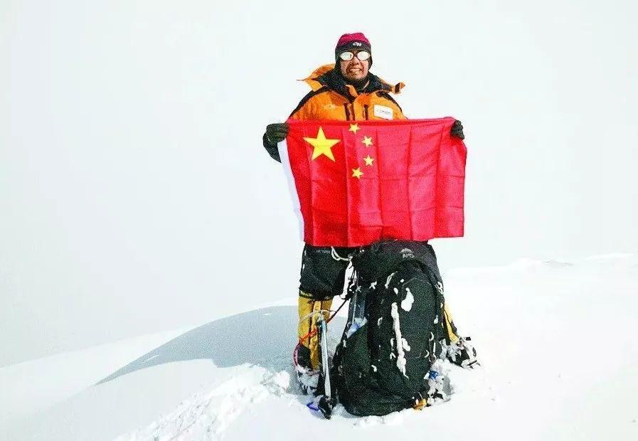 七大洲之巅、8000+高峰全登顶,徒步抵达南北极,深圳张梁终极圆