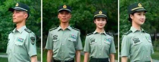 陆军夏常服帽