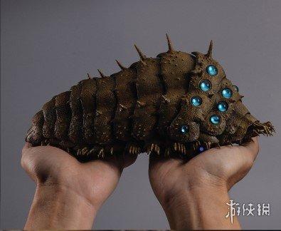 """《风之谷》中""""王虫""""可动模型开始限定订购 约为人民币2071元"""