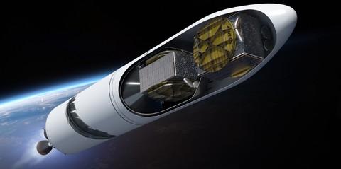 贝索斯太空公司开建新火箭全尺寸
