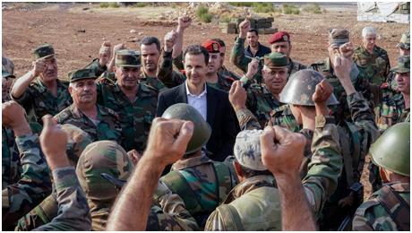 钱柜网上投注-叙利亚形势渐不利,俄罗斯急脱身,美军出招,让其耗死在这泥潭?
