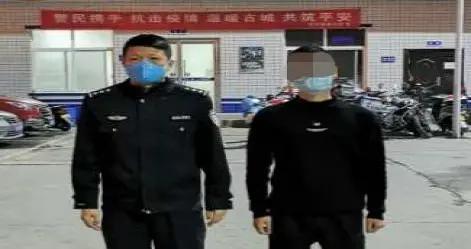 男子报假警自导自演抢劫大戏 秒被警方识破