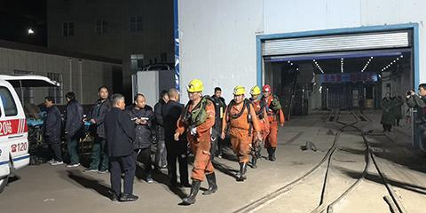 山东龙郓煤业冲击地压事故续:2人成功升井 尚有18人被困