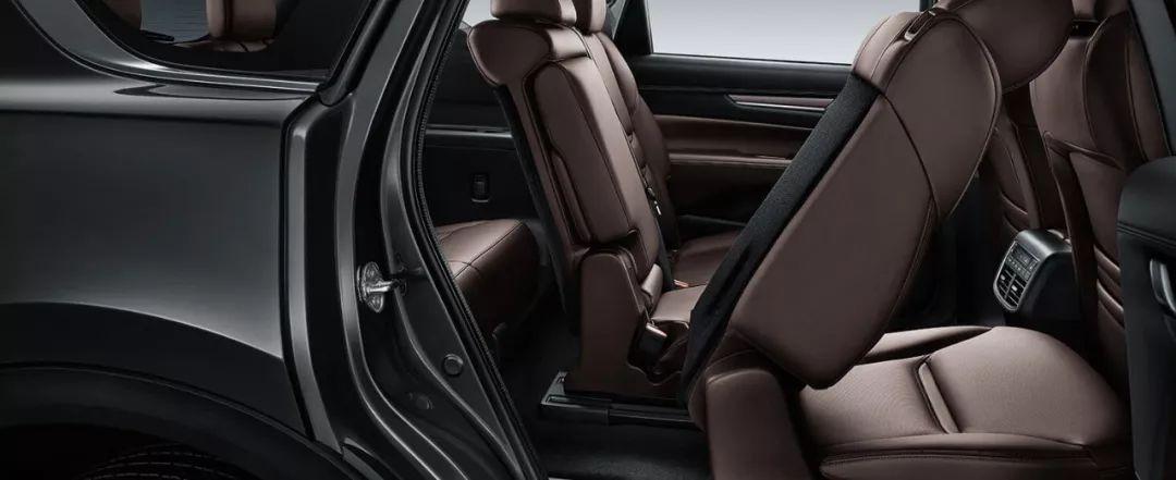 马自达CX-8:可能是最无意威胁汉兰达的7座SUV
