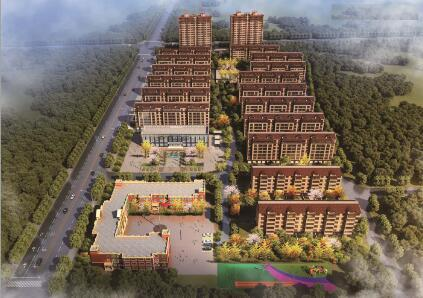 济南钢城区一控制性详细规划方案公示,将打造高品质城市居住区