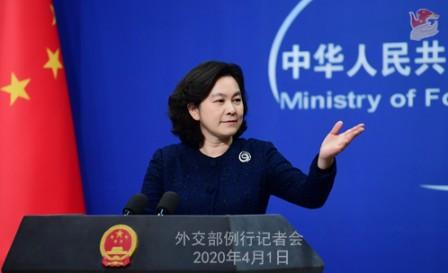 美若对华为采取新限制,外交部:科技霸凌,中国政府绝不会坐视不理