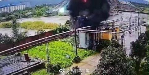 四川江油一乙炔厂发生爆炸 致1死1伤