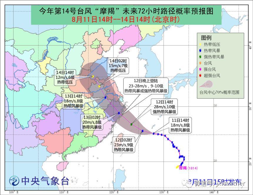 连续29天高温要反转了!江西本周降雨降温大风齐上阵