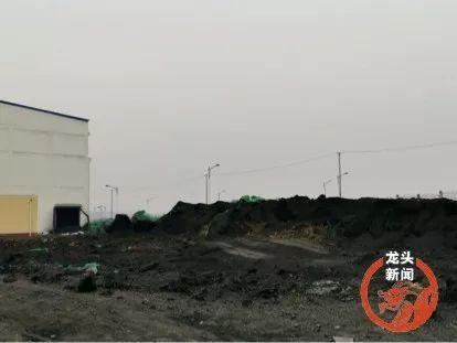 顶风作案?!重污染天气下,哈市一企业污染量