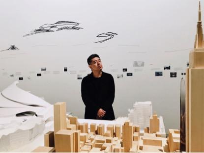 首位中国建筑师马岩松10个作品被收录为巴黎蓬皮杜永久馆藏