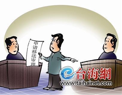 实名举报人提出管辖权异议申请