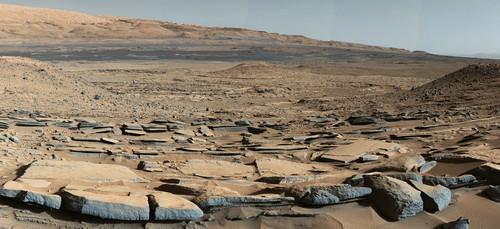美媒:有生之年 我们能让火星变得宜居吗?