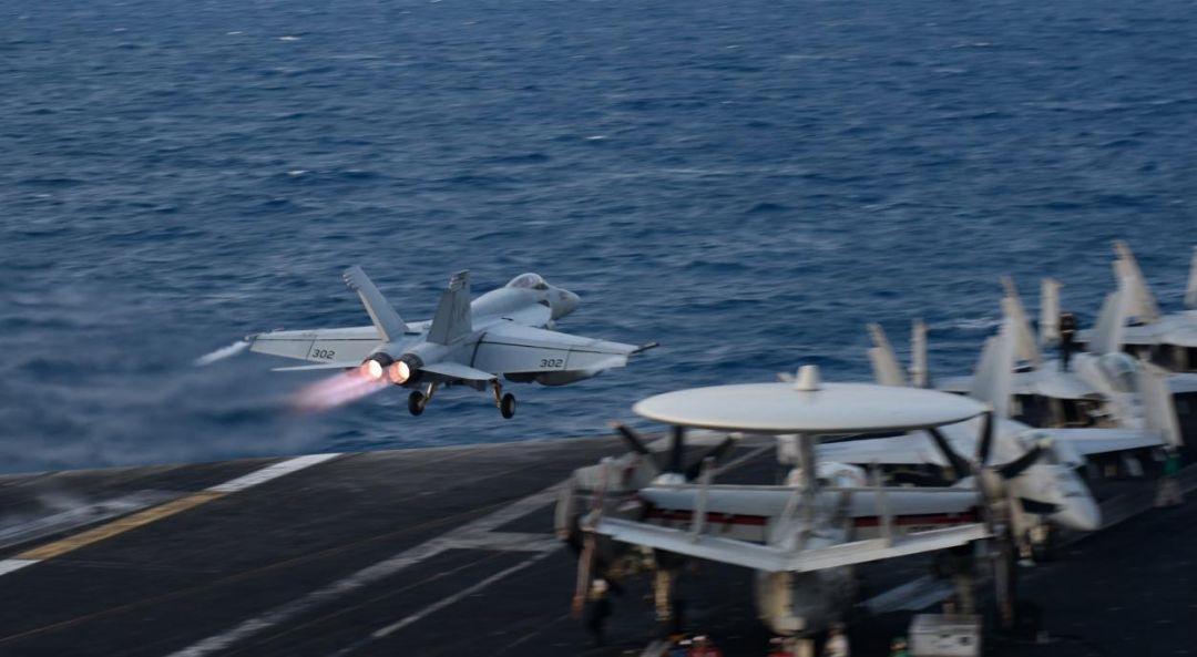 图片来源:美国海军太平洋司令部官方推特
