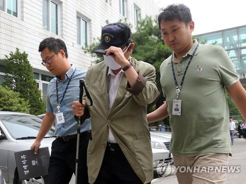 痴呆症后 朴槿惠79岁表姐夫被重新收监