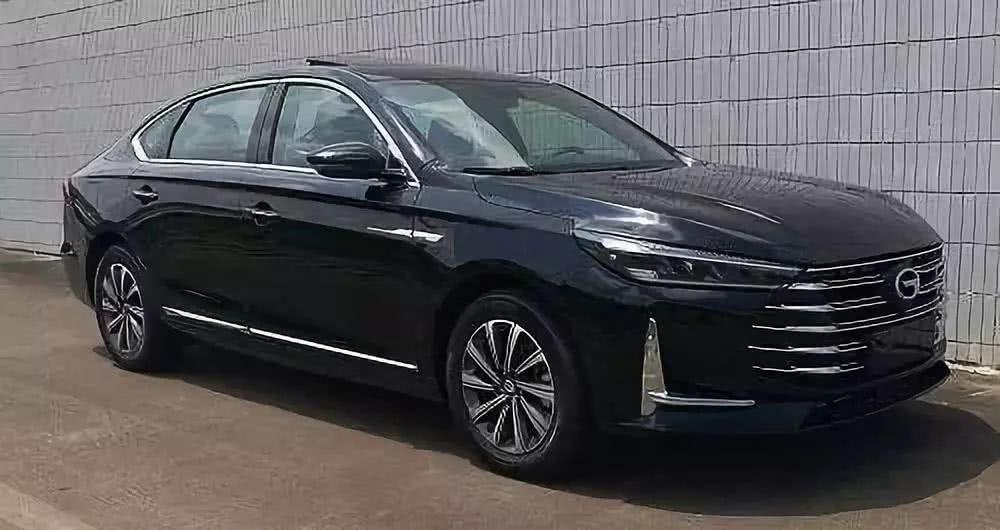 新款传祺GA8将广州车展亮相 外观大变化