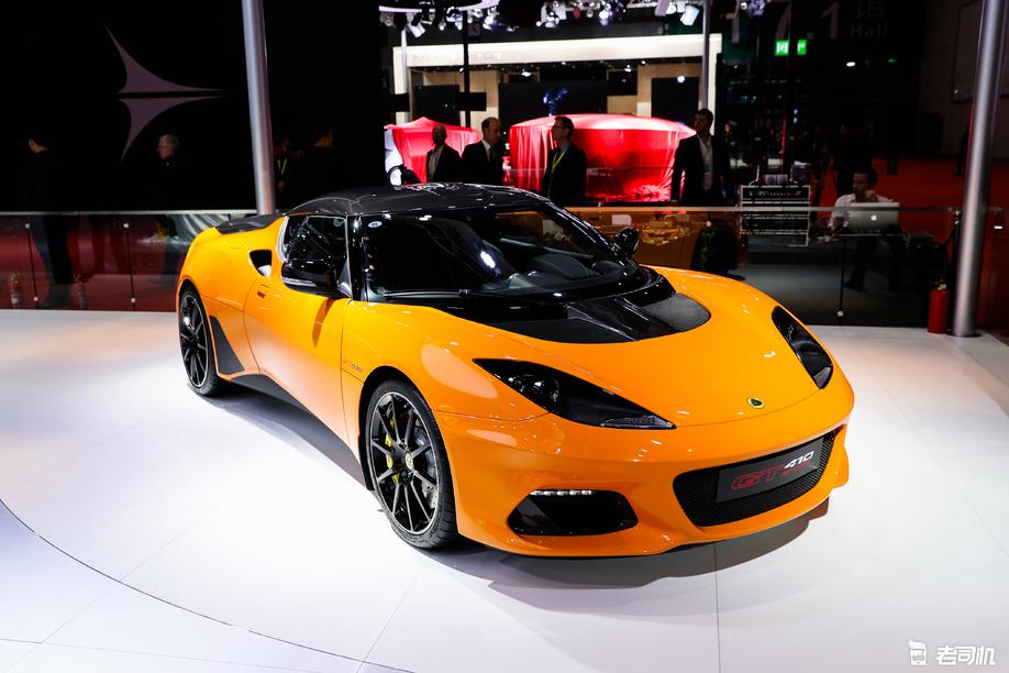 为赛道而生的极致跑车 路特斯Evora上市售97.2万元