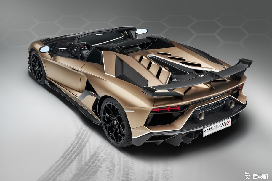 Aventador继任者或将搭载3电机 功率或将超1000马力