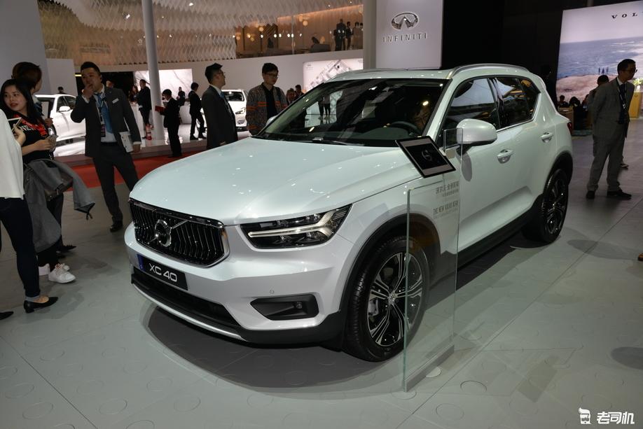 欧洲年度车终于国产了 沃尔沃发布国产版XC40