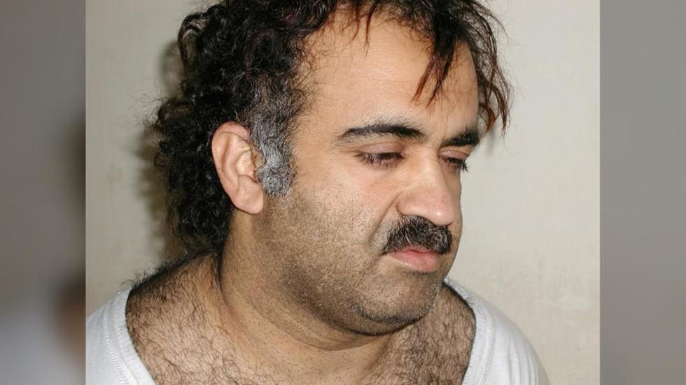 2003年正在牢狱中的哈树德·开赫·穆罕默德。(图源:昔日俄罗斯)