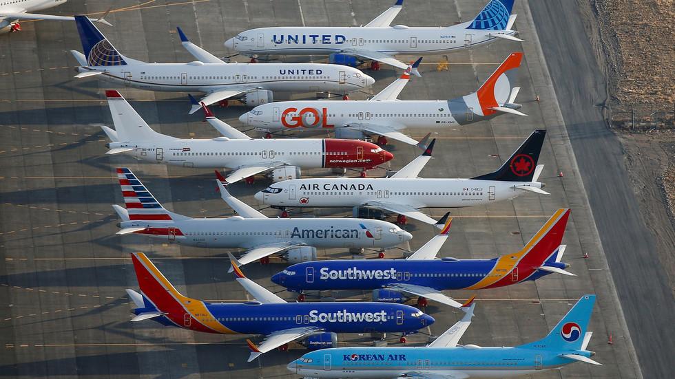 外媒:波音员工3年前短信曝光 涉及737MAX安全隐患