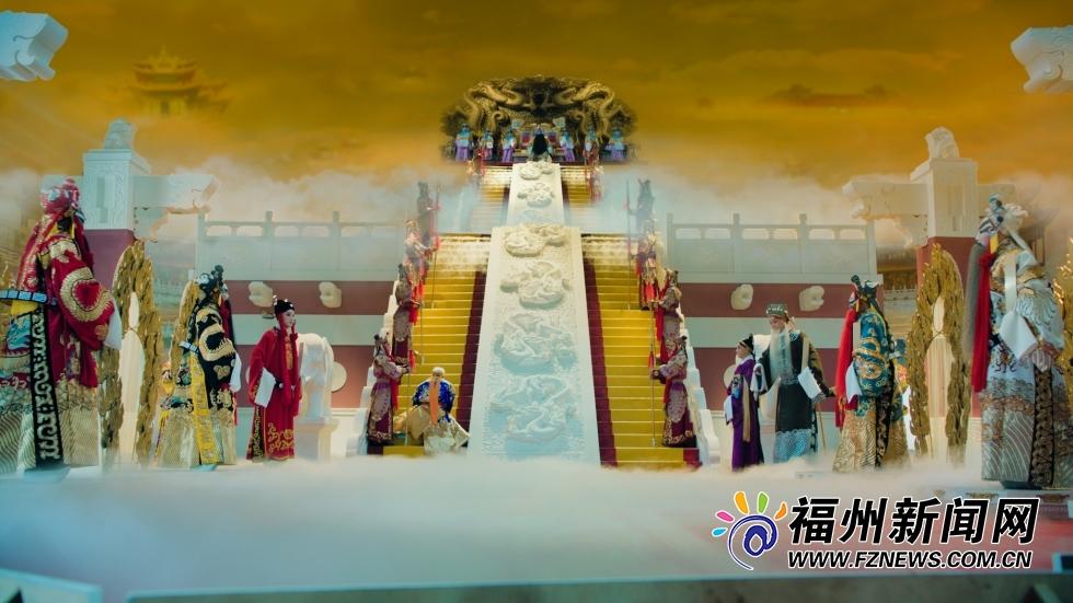 京剧电影《大闹天宫》首映礼在榕举行 年内上映