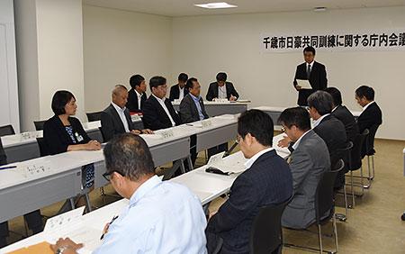 日本颁布发表日澳将举办结合练习(苫小牧平易近报)
