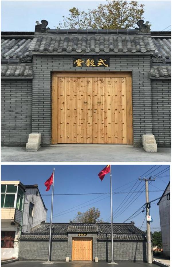 延续乡村文化血脉,丹阳大连古村落修复古建