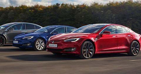 特斯拉一季度交付8.84万辆电动汽车 高于华尔街分析师平均预期
