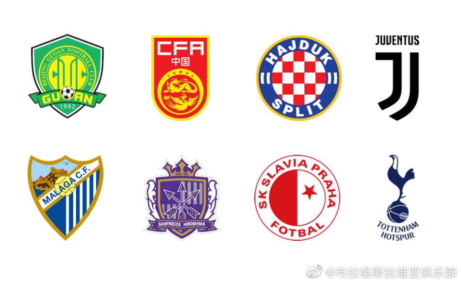 国少与国安U15参加斯拉维亚杯,有望交手热刺尤文等队