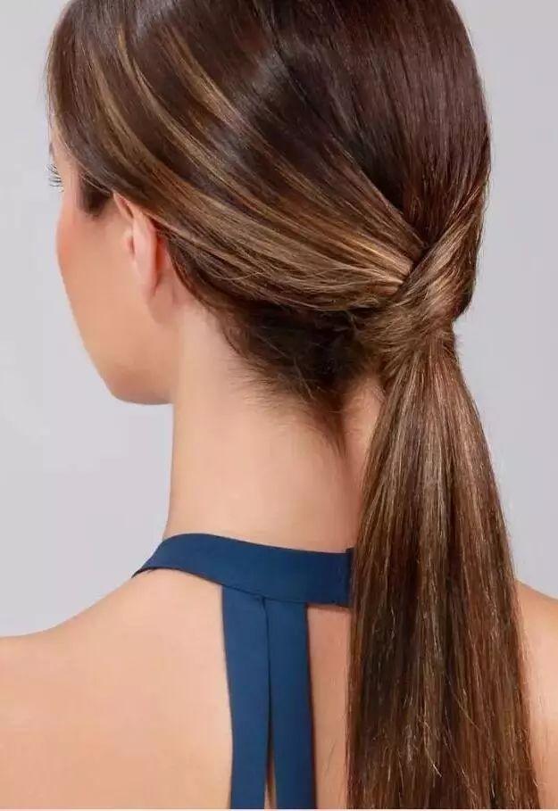 简单秀和发型教程图解