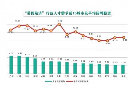 """""""带货经济""""行业数据:大部分月收入不到万元"""