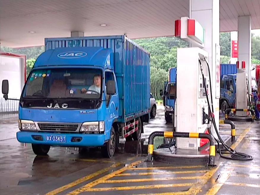 国Ⅵ车用柴油今天启用!佛山零售价格变多少?