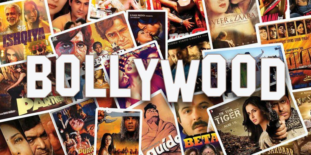 印度电影行业的标志:宝莱坞