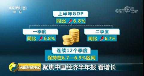 王昌林:中国经济实现中高速增长实属不易