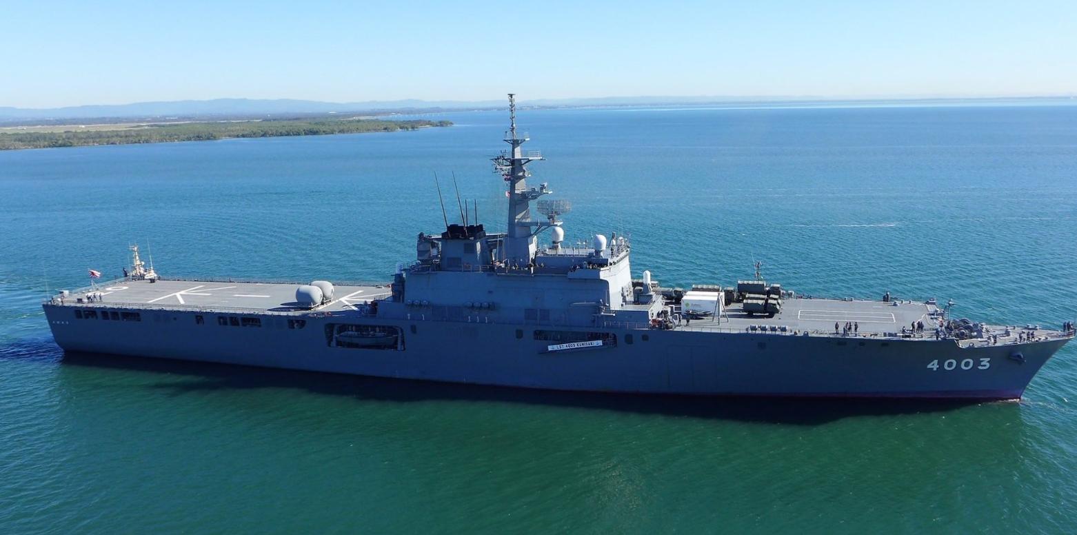 865号电子侦察船