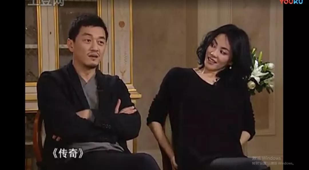 王菲、李亚鹏
