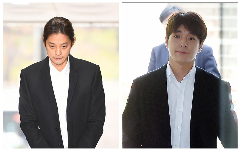 韩星郑俊英、崔钟勋因性暴力分别被判7年和5年有期徒刑
