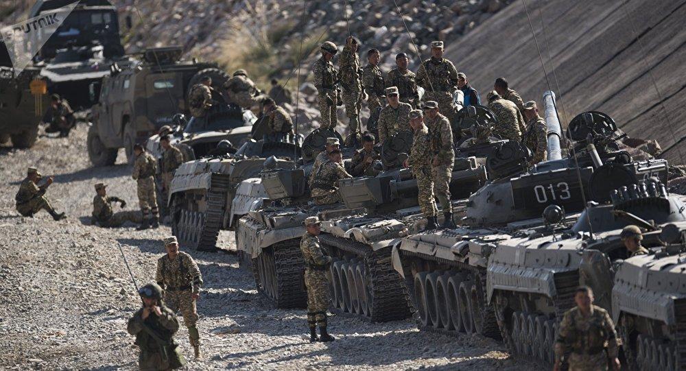 俄防长:和平使命2018军演将参考俄军在叙实战经验一等家丁最新章节列表