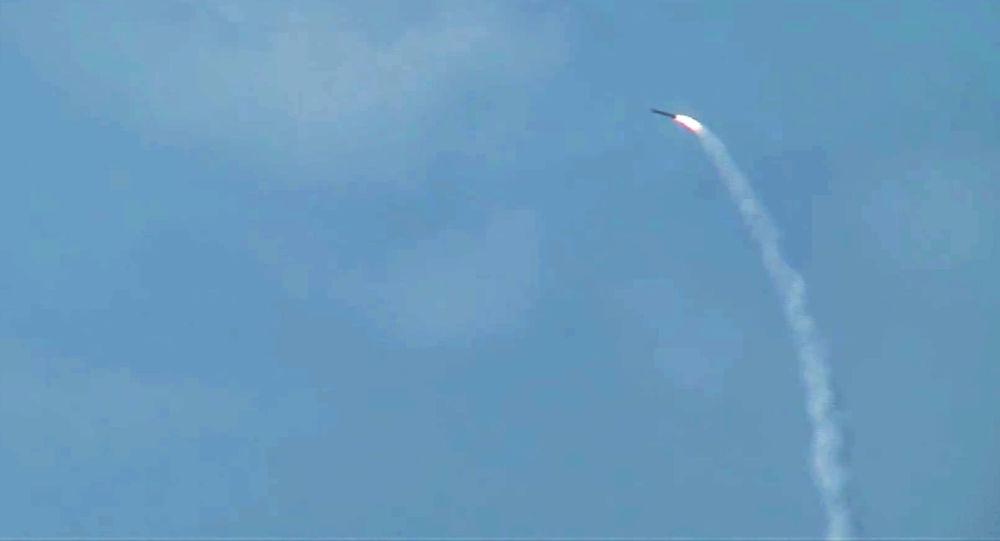 美称俄军核动力巡航导弹试验失败 最长只飞了35公里