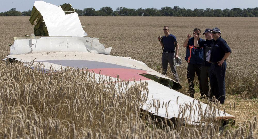 普京:击落马航MH17客机的导弹不属于俄罗斯