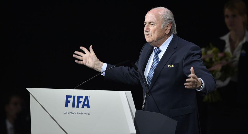 前国际足联主席自曝卡塔尔赢世界杯主办权存猫腻