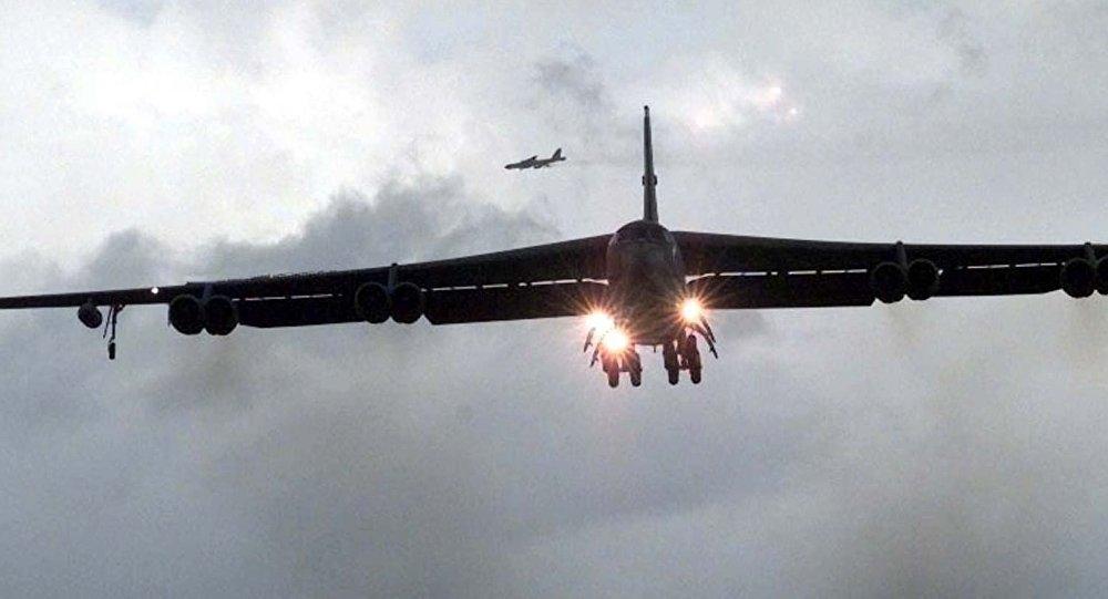 俄媒:美军机侦察俄边境