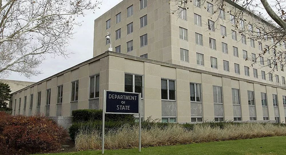 ▲材料图片:好国国务院办公年夜楼
