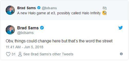 """微软或在E3 2018公开""""大逃杀""""《光环:无限》!"""