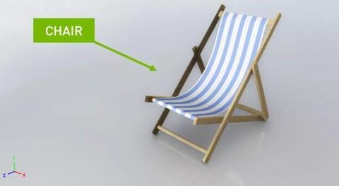 图像转换3D模型只需5行代码,英伟达推出3D深度学习工具Kaolin